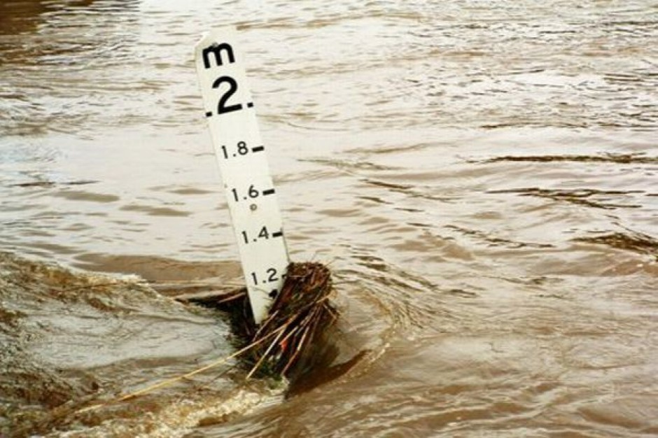 Bezpieczny poziom wody w rzekach województwa śląskiego