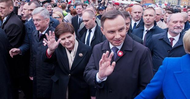 Andrzej Duda: chcę, aby w przyszłym roku odbyło się referendum w sprawie konstytucji