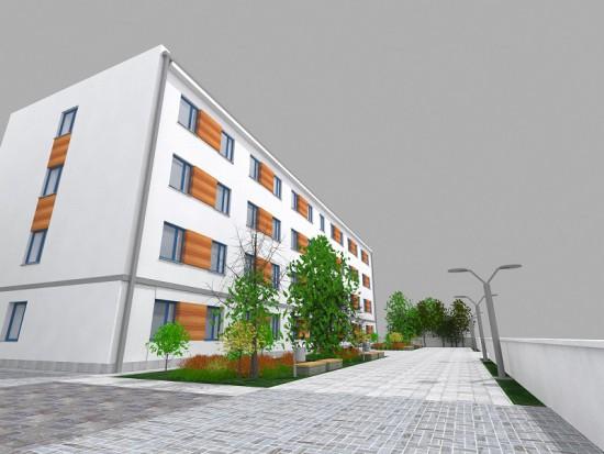 Kalisz: 68 mieszkań dla najbiedniejszych i seniorów - Inwestycje