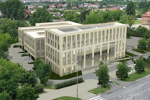 Radom. Zakończyła się budowa nowego gmachu sądu za ponad 65,5 mln zł