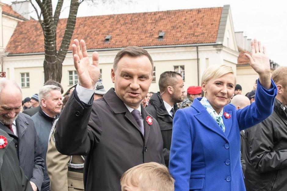 Orszak Trzech Króli w Wadowicach z udziałem Andrzeja Dudy