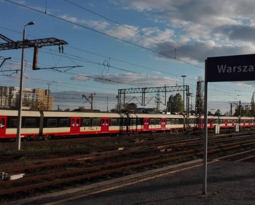 PKP PLK przebudują stację Warszawa Główna