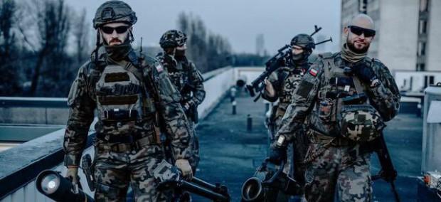 Podkarpackie: ćwiczenia ochotników terytorialnej służby wojskowej