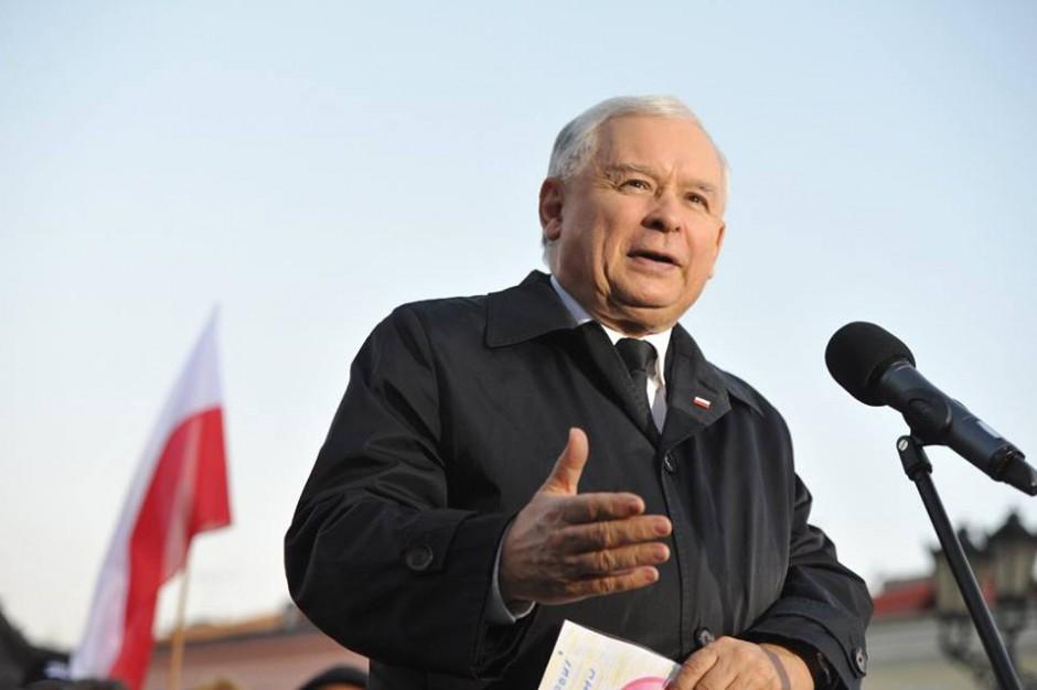 Marsz Wolności. Jarosław Kaczyński: Wolność w Polsce jest, kwestionują to ci, którzy tego nie dostrzegają