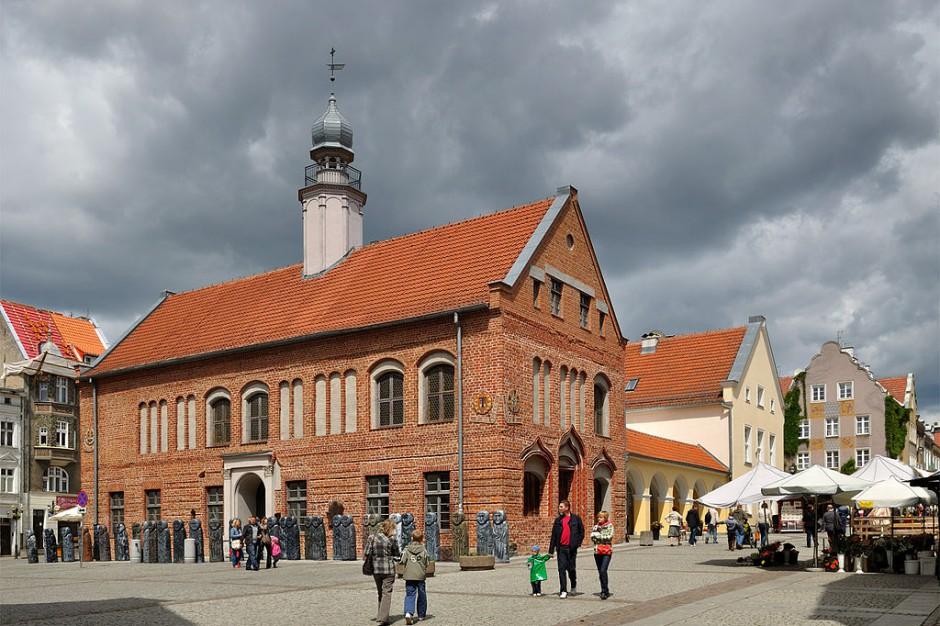 Olsztyn: Fortyfikacje na Starym Mieście mają być atrakcją turustyczną