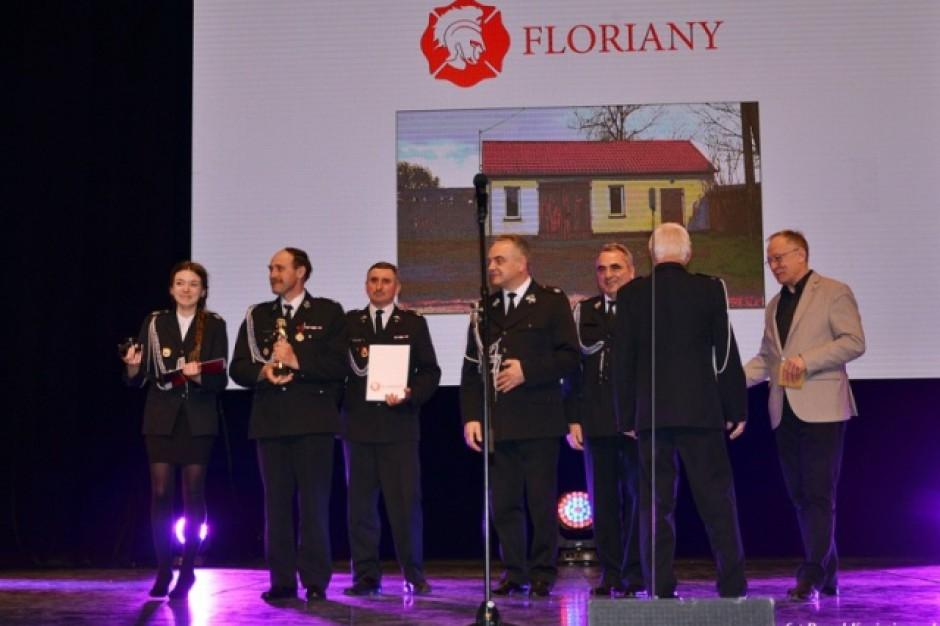 Floriany 2017 przyznane. 21 zespołów odebrało nagrody za najlepsze inicjatywy dla społeczności lokalnych