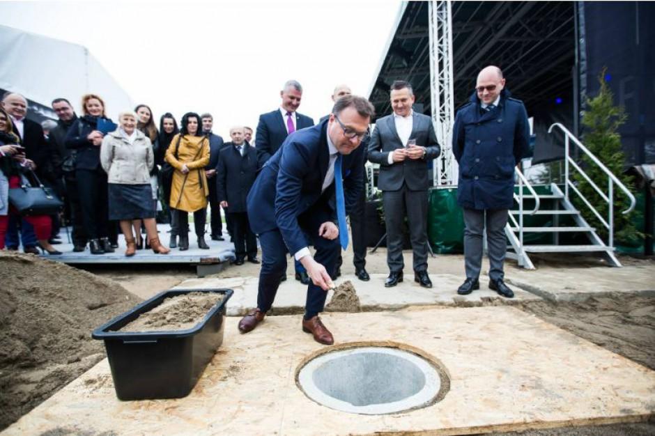 Firma QFG Food stworzy w Radomiu ponad 600 nowych miejsc pracy
