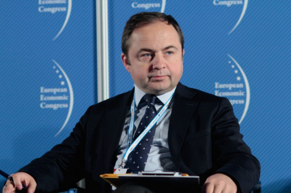 Europejski Kongres Gospodarczy, Konrad Szymański: dzielenie Europy jest groźne