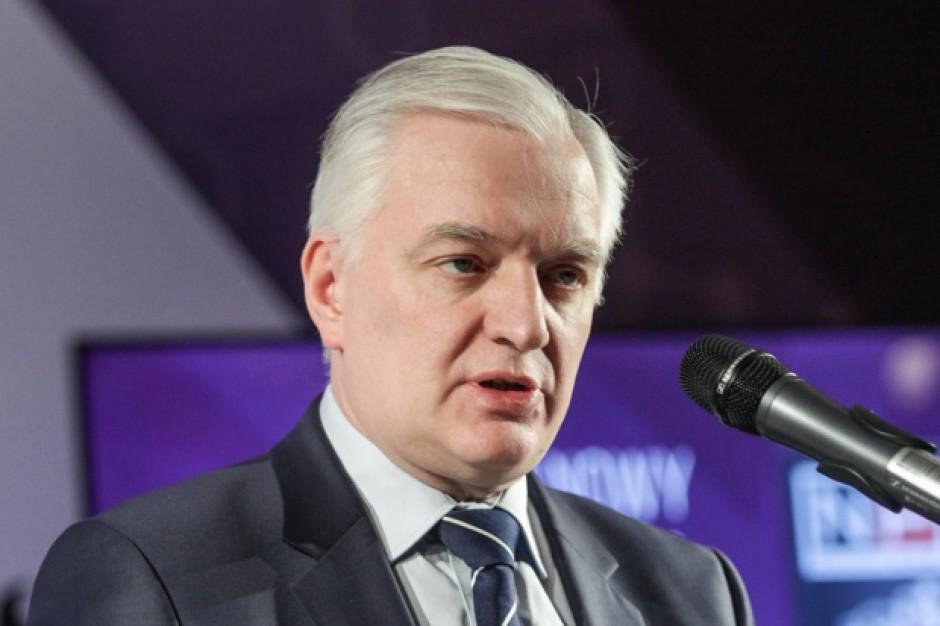 Europejski Kongres Gospodarczy, Jarosław Gowin: 3-letnie liceum to słaby punkt systemu edukacji