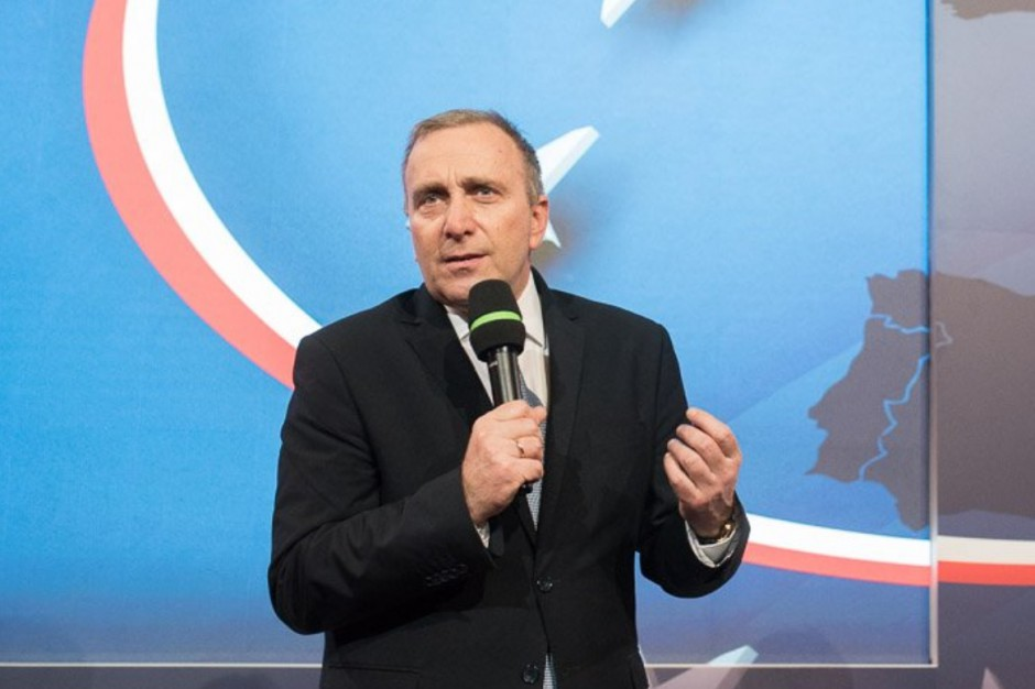 Grzegorz Schetyna: Wybory samorządowe będą symbolicznym starciem