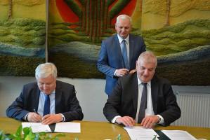 Podpisano pierwszą umowę z programu Region