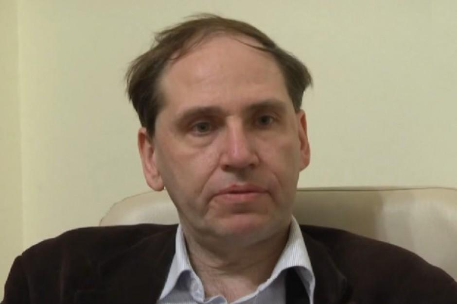 Warszawa: Dariusz Figura z PiS wiceprzewodniczącym rady miasta