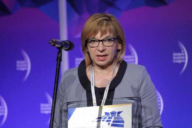 Najlepsza burmistrz 2016 r. - Elżbieta Radwan (fot. PTWP)