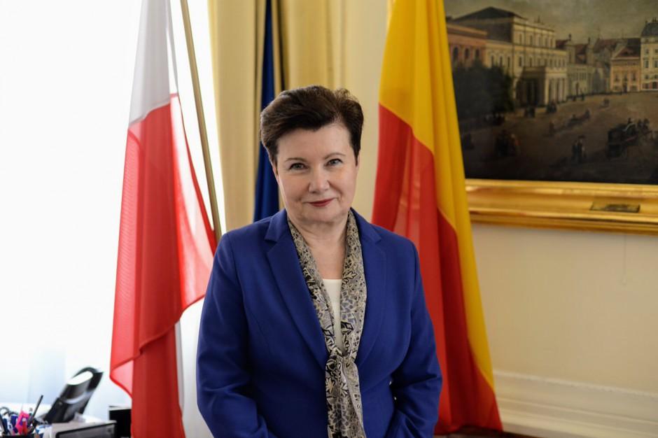 Hanna Gronkiewicz-Waltz: Nie czuję się winna afery reprywatyzacyjnej; nie stawię się przed komisją
