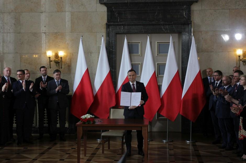 Mieszkańcy 41 miast i gmin woj. śląskiego za utworzeniem metropolii