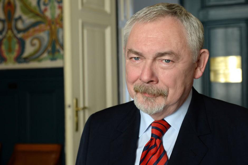 Sondaż: Jacek Majchrowski nie ma konkurenta. Fotel prezydenta ponownie jego
