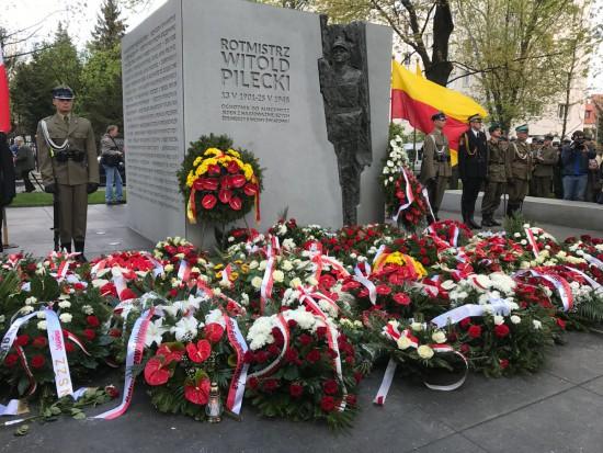 Polskie miasta uczciły pamięć Witolda Pileckiego