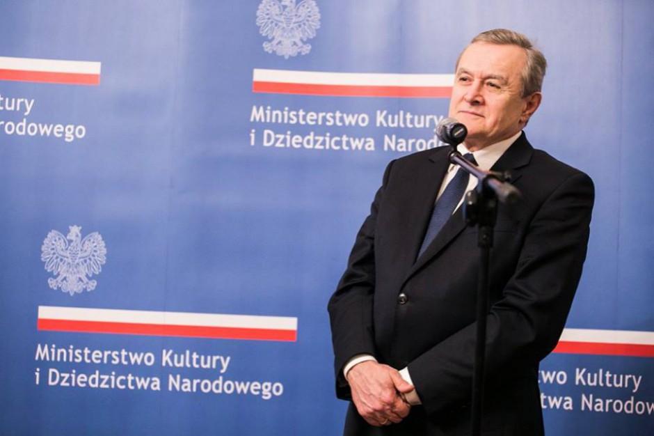 Piotr Gliński: Muzeum Historii Polski gotowe w 2018 r.