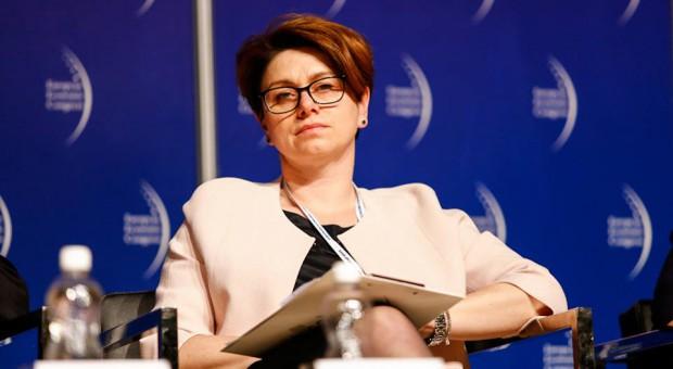 Patrycja Klarecka, prezes Polskiej Agencji Rozwoju Przedsiębiorczości.