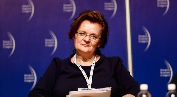 Danuta Kamińska skarbnik Katowic (fot.PTWP)