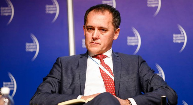 Rafał Rybacki, Head of Division Operations, Europejskiego Banku Inwestycyjnego (fot.PTWP)
