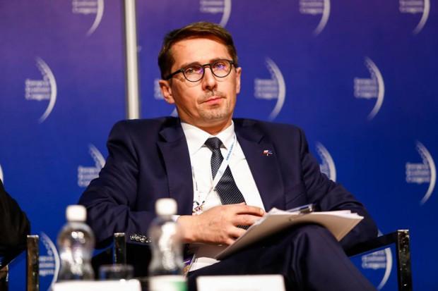Arkadiusz Lewicki, dyrektor Krajowego Punktu Kontaktowego ds. Instrumentów Finansowych Programów Unii (fot.PTWP)