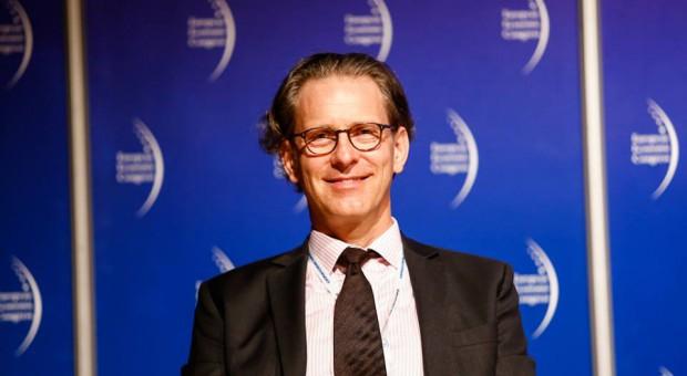 Przemysław Schmidt, członek zarządu spółki Getfresh (fot.PTWP)