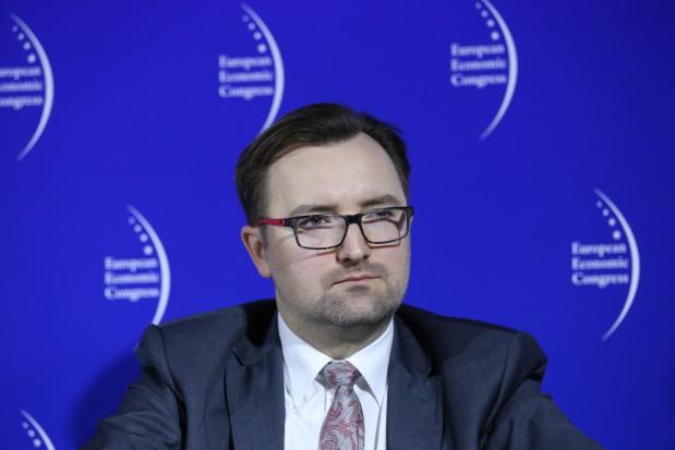 Minister Sławomir Mazurek (fot.ptwp)