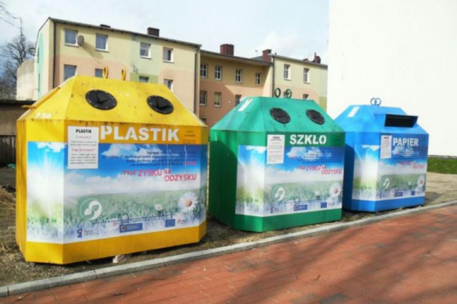 W Polsce odpady dzielą się na palne i niepalne. Gospodarka o obiegu zamkniętym? Nie za naszego życia