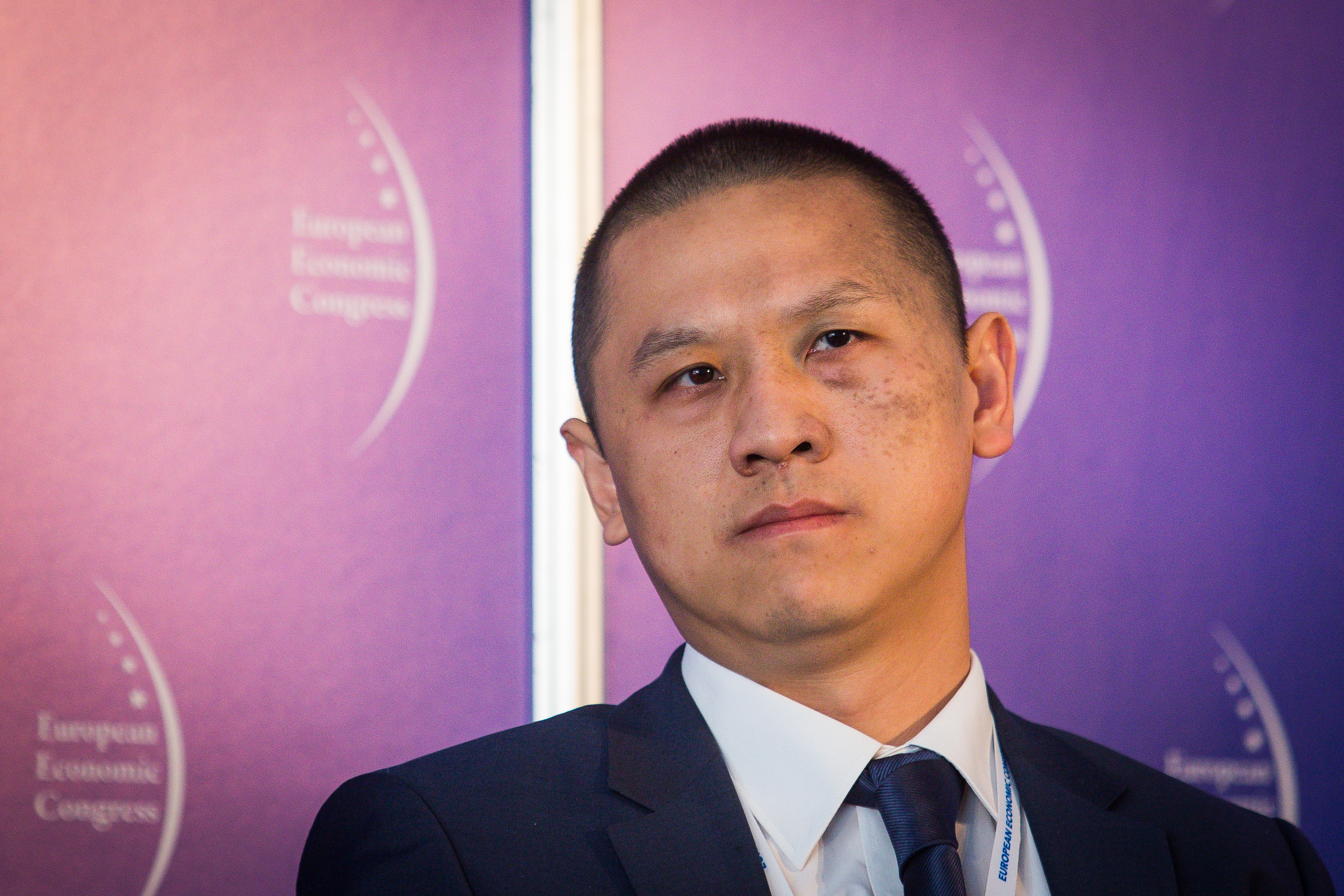 W Polsce szybko rozwijają się takie usługi jak e-płatności czy Uber. W Chinach tego typu rozwiązania są już w dojrzałym stadium - mówi Stanisław Wang z Huawei Enterprise Poland. (fot. PTWP)