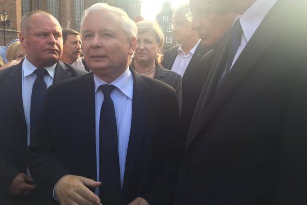 Jarosław Kaczyński, źródło: PiS/twitter.com