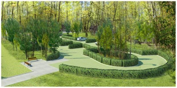 Sopot buduje ekologiczne parkingi