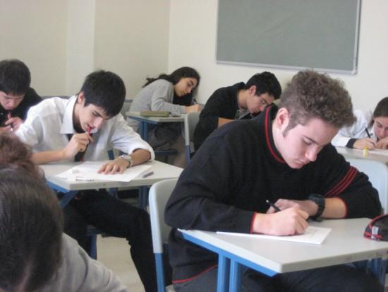 Na maturze egzaminy z chemii i geografii