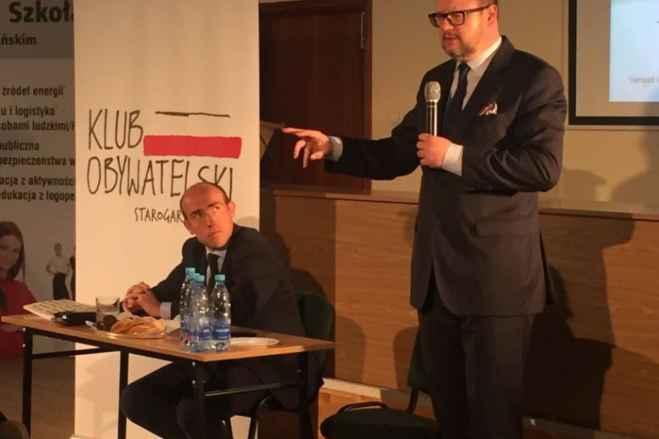 Adamowicz, Karnowski i Zgorzelski o decyzji PiS w sprawie kadencyjności