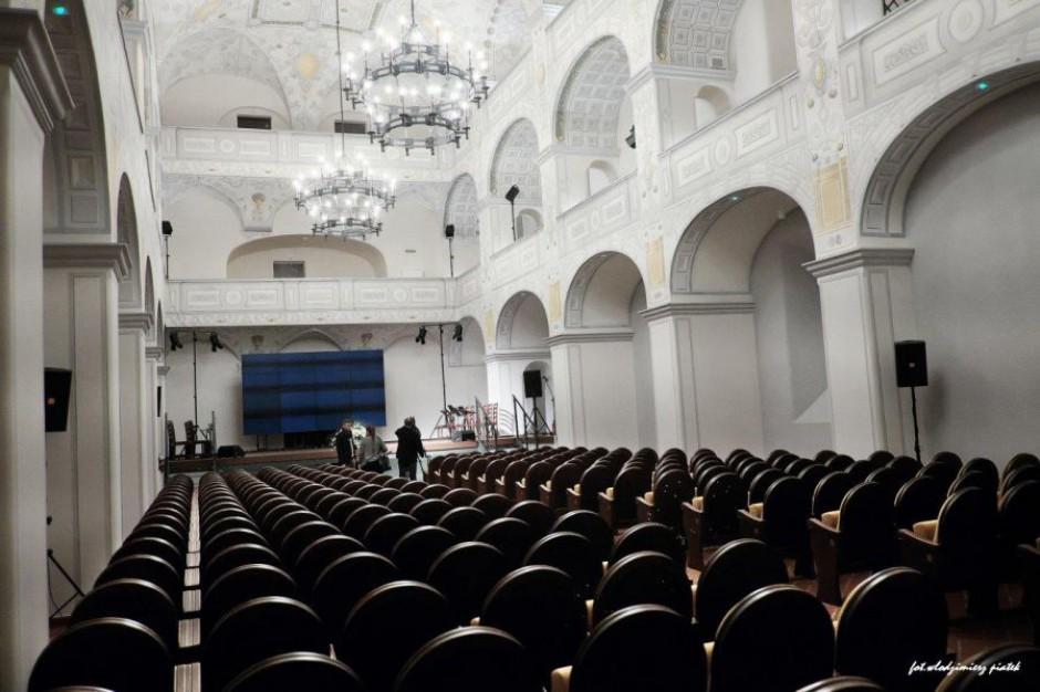 Polityczne przepychanki po katastrofie na Zamku Książąt Pomorskich