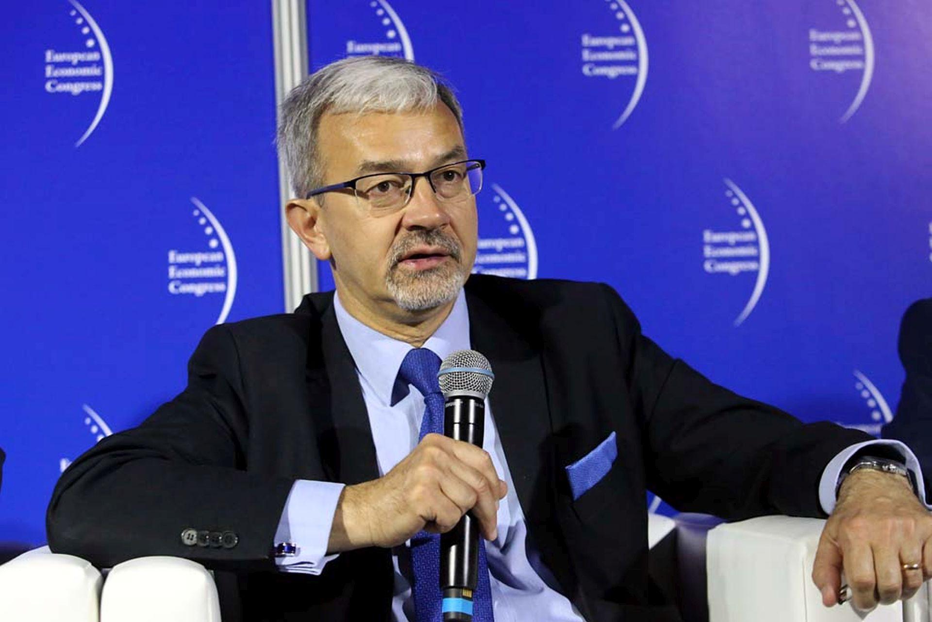 Jerzy Kwieciński, Sekretarz Stanu w Ministerstwie Rozwoju.Fot. PTWP / EM