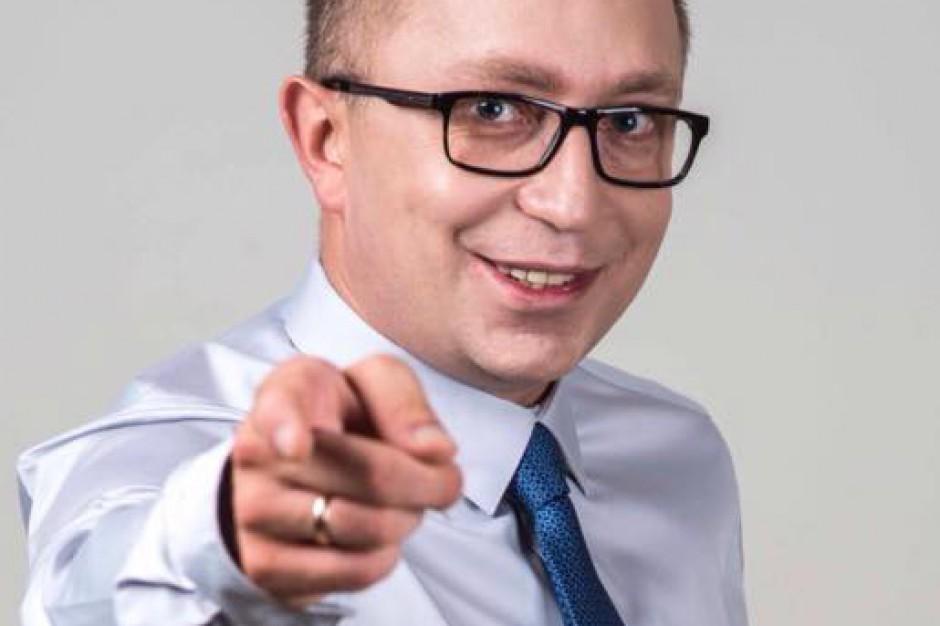 Artur Gierada z poparciem kieleckiej PO w wyborach prezydenta miasta