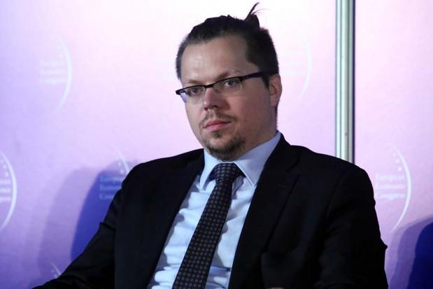 Artur Celiński, szef zespołu DNA Miasta (fot.PTWP)