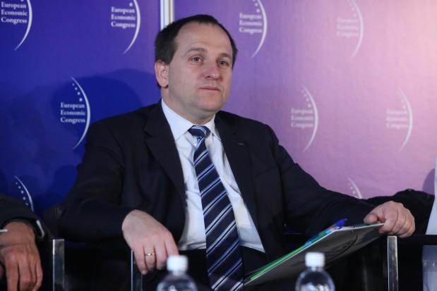 Stanisław Kluza, prezes Banku Ochrony Środowiska (fot.PTWP)