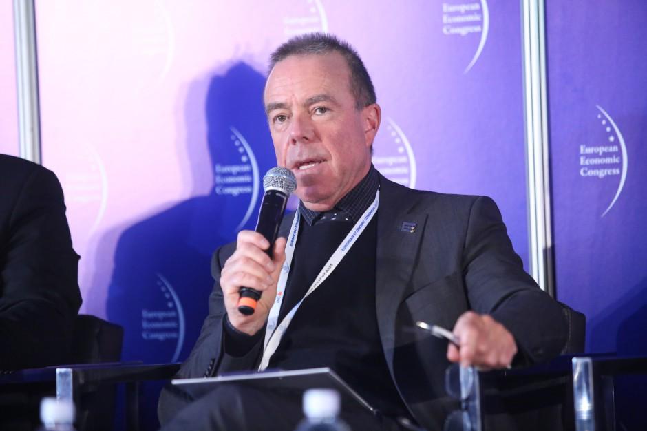 Pete Kercher, założyciel i członek Europejskiego Instytutu Projektowania i Niepełnosprawności (fot.PTWP)