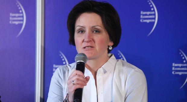 Alicja Knast, dyrektor Muzeum Śląskiego (fot.PTWP)