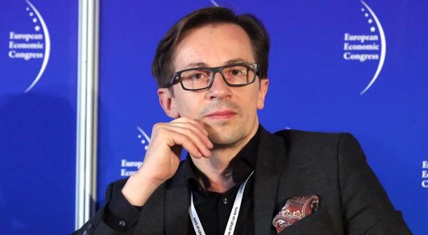Tomasz Konior, architekt, autor projektu NOSPR (fot.PTWP)