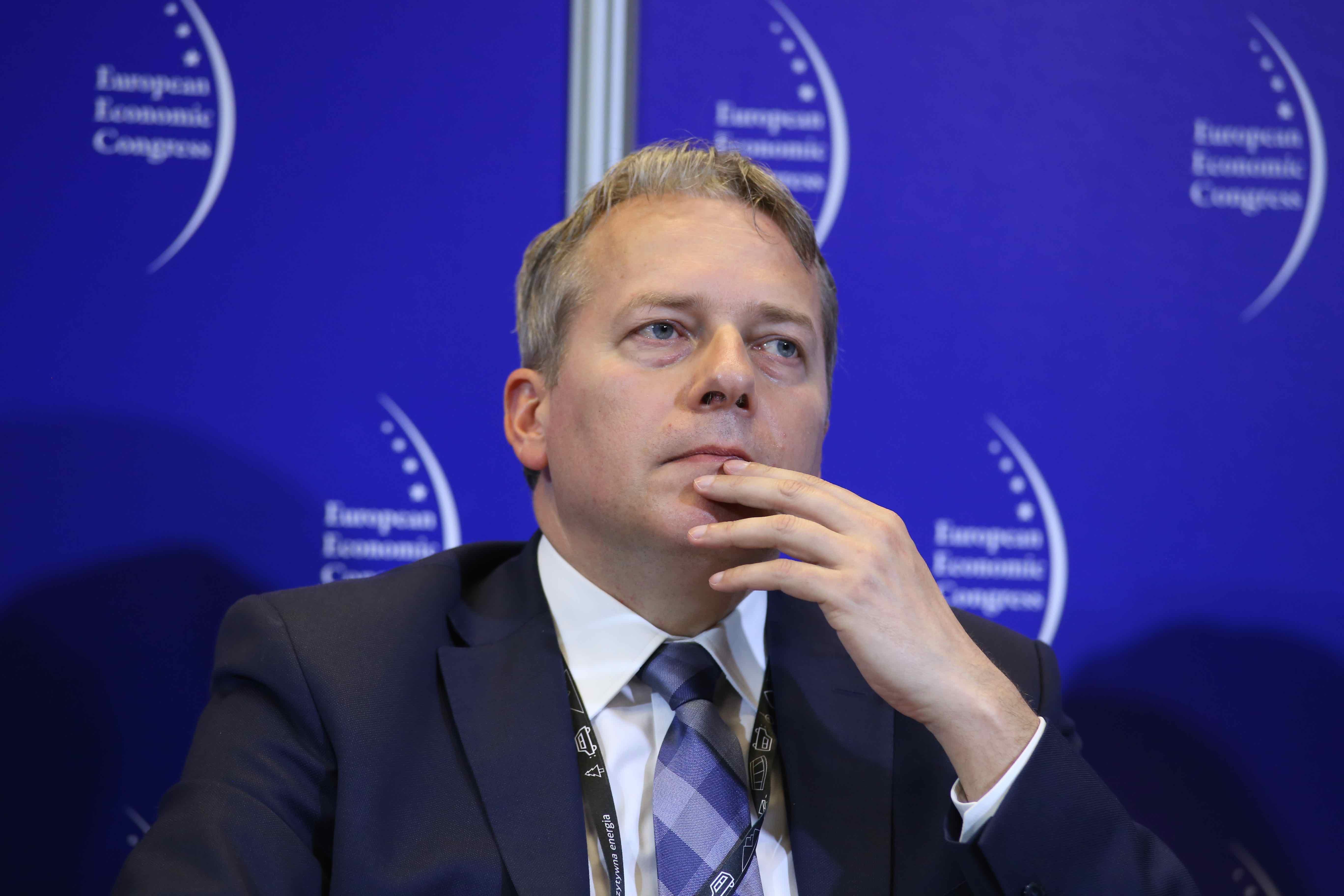 Wojciech Saługa, marszałek województwa śląskiego (fot. PTWP)
