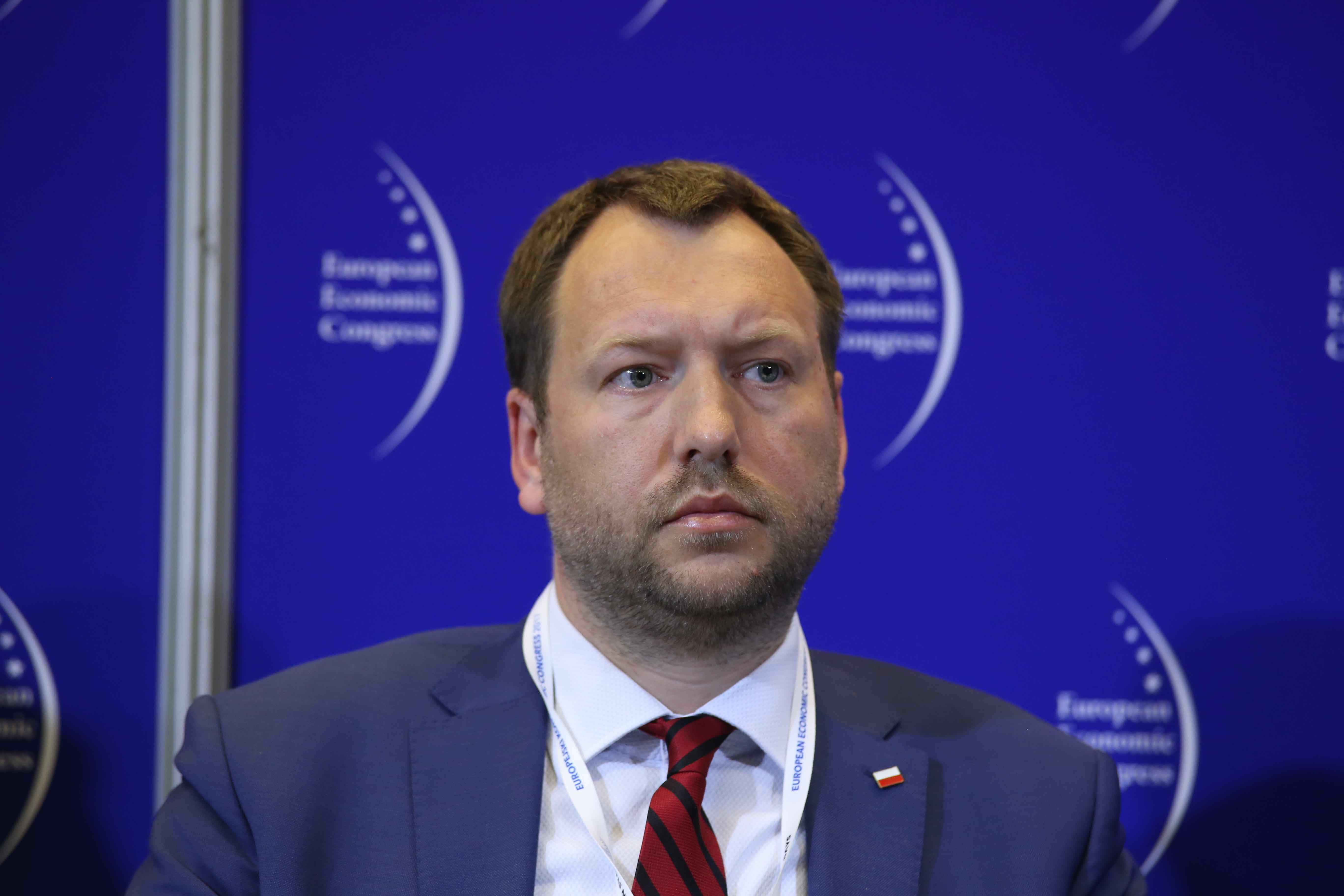 Mariusz Skiba, wiceprezydent Katowic (fot. PTWP)