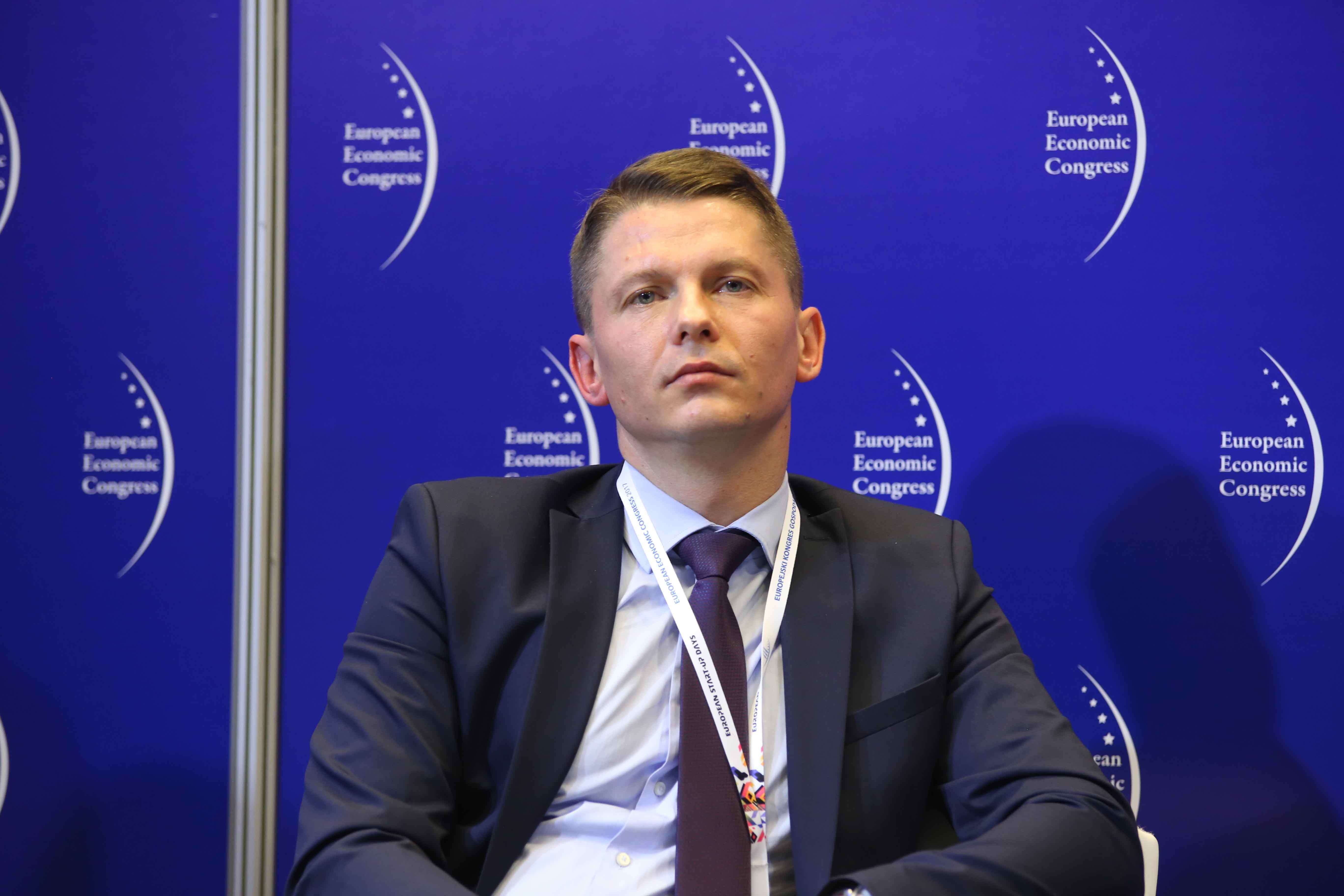 Jacek Uhryn, prezes Tauron Ciepło (fot. PTWP)