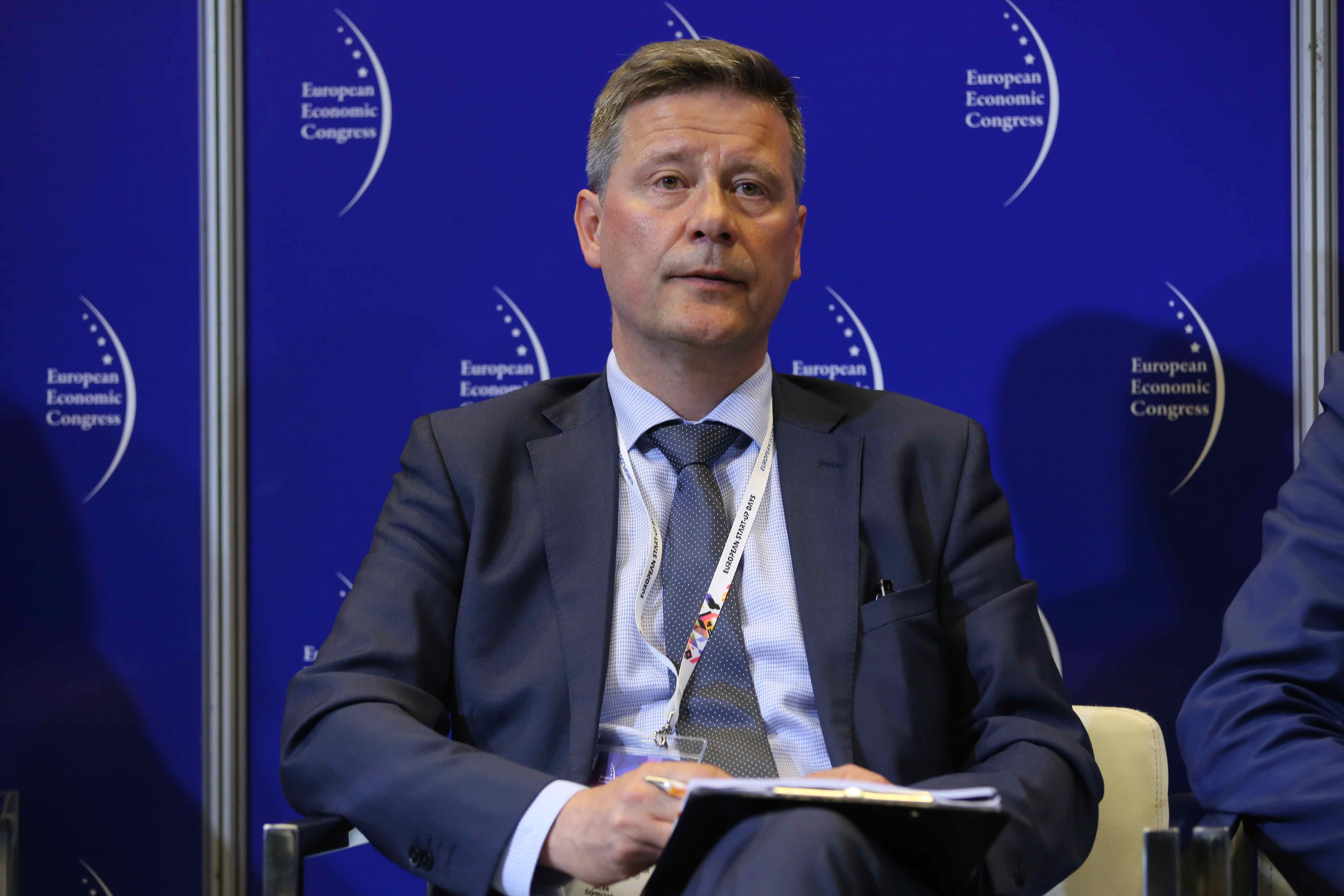 Jacek Szymczak, prezes Izby Gospodarczej Ciepłownictwo Polskie (fot. PTWP)