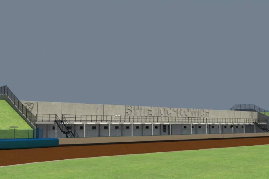 Świętochłowice przebudują stadion żużlowy