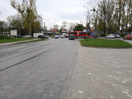 Metamorfoza ul. Dyrekcyjnej we Wrocławiu
