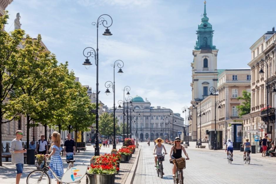 Warszawa: Ulica Miodowa i plac Krasińskich upodobnią się do Krakowskiego Przedmieścia