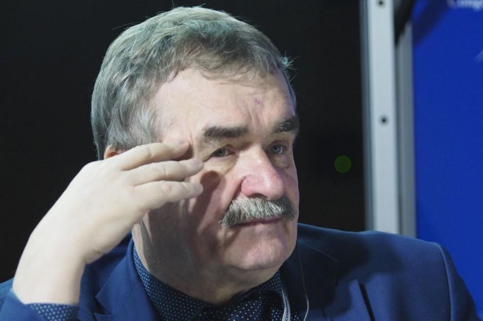 Wojciech Lubawski: wynik przyjmuję z pokorą